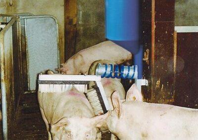 La brosse à cochon Vink